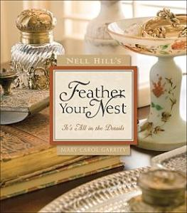 """Feather Your Nest"" - One of Mary Carol's Design Books"