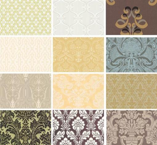 assortment of brocades by cole &son