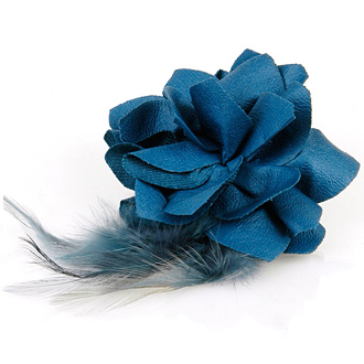 flower hair clip - $5.80!
