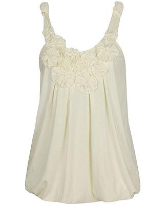 blanca flower top - $19.80!