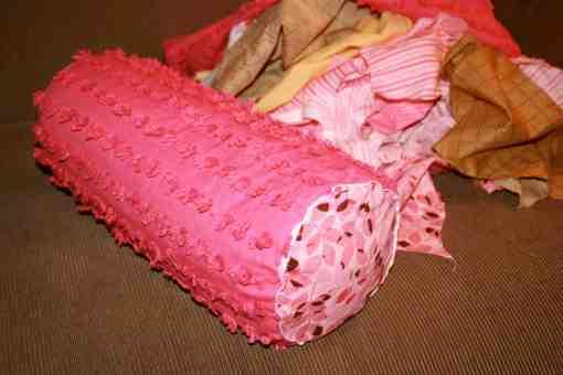 a pillow with pizazz!