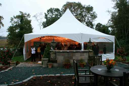 the garden paths & lower tent