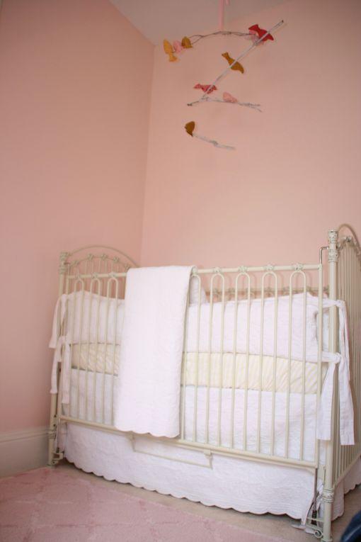 the crib, rub & bird mobile