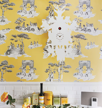toile my wall!
