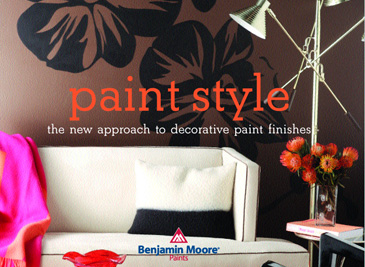 paint style book by benjamin moore
